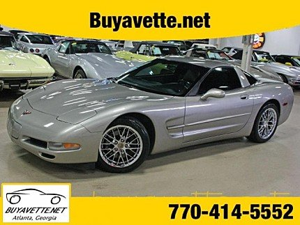 1999 chevrolet Corvette Coupe for sale 100872871