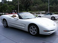 1999 chevrolet Corvette Convertible for sale 101024710