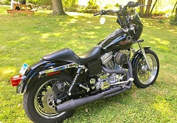 1999 harley-davidson Dyna for sale 200494692
