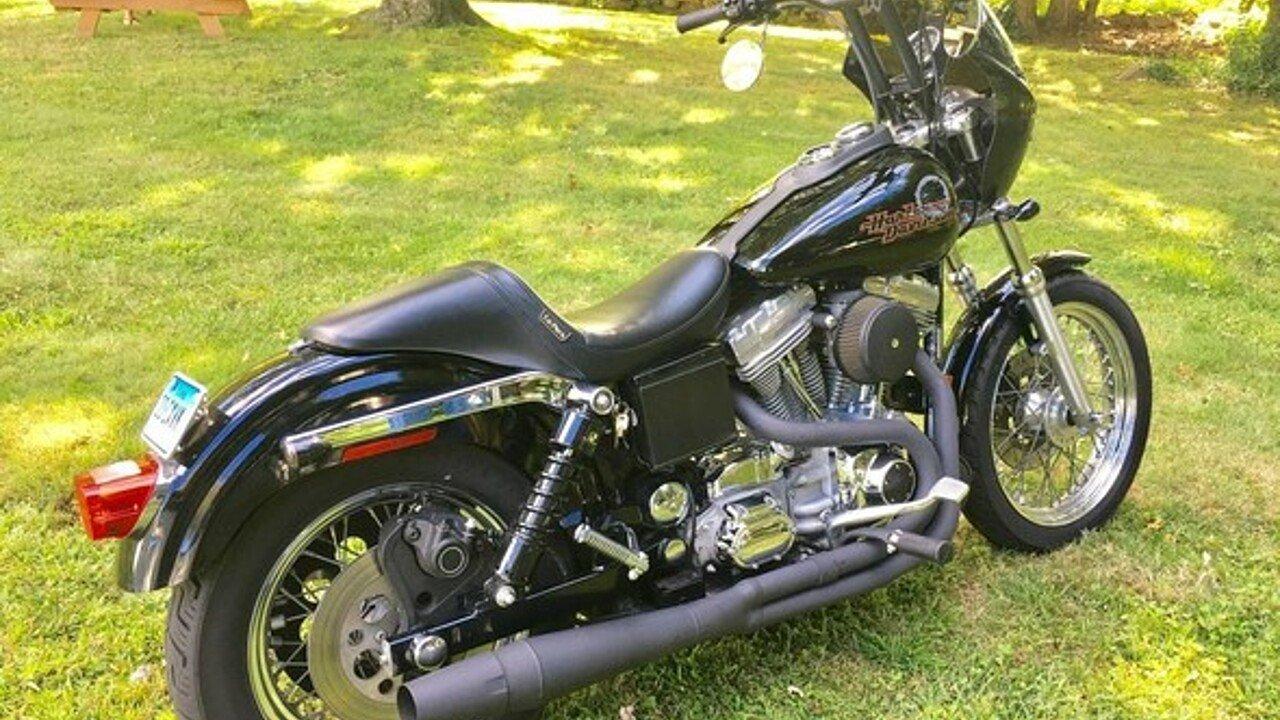 1999 harley-davidson Dyna for sale 200494692