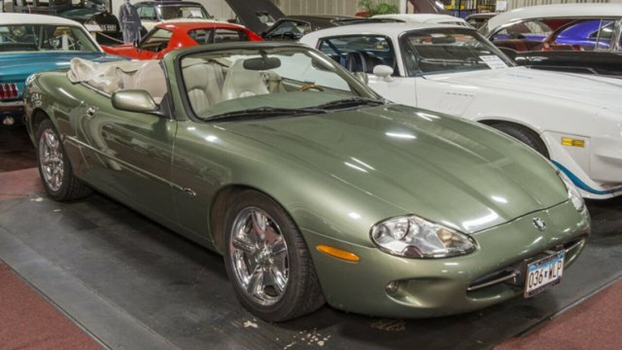 1999 jaguar XK8 Convertible for sale 100955703