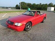 1999 mercedes-benz SL500 for sale 101023031