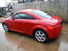 2000 Audi TT 1.8T quattro Coupe w/ 180hp for sale 100752567