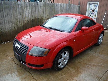 2000 Audi TT 1.8T quattro Coupe w/ 180hp for sale 100752567