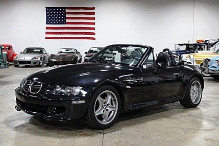2000 BMW M Roadster for sale 100832289