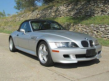 2000 BMW M Roadster for sale 100908458