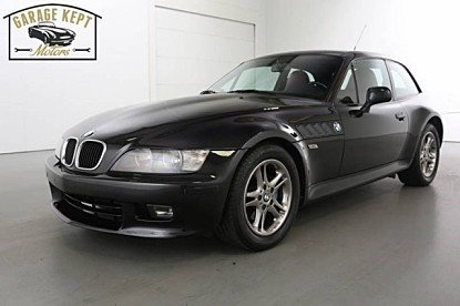 2000 BMW Z3 2.8 Coupe for sale 100795238
