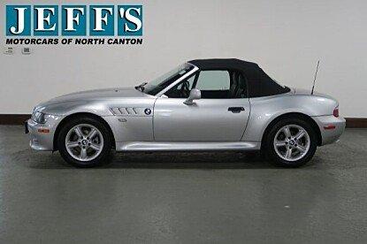 2000 BMW Z3 2.3 Roadster for sale 100839845