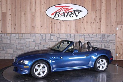 2000 BMW Z3 2.3 Roadster for sale 100855554