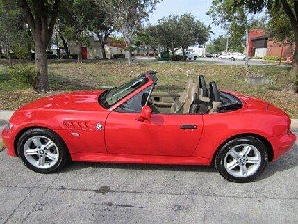 2000 BMW Z3 2.3 Roadster for sale 100956463