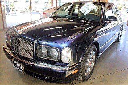 2000 Bentley Arnage Red Label for sale 100794766