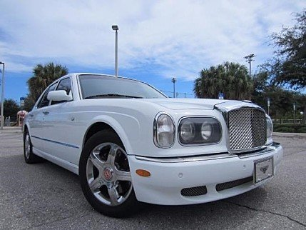 2000 Bentley Arnage Red Label for sale 100797681