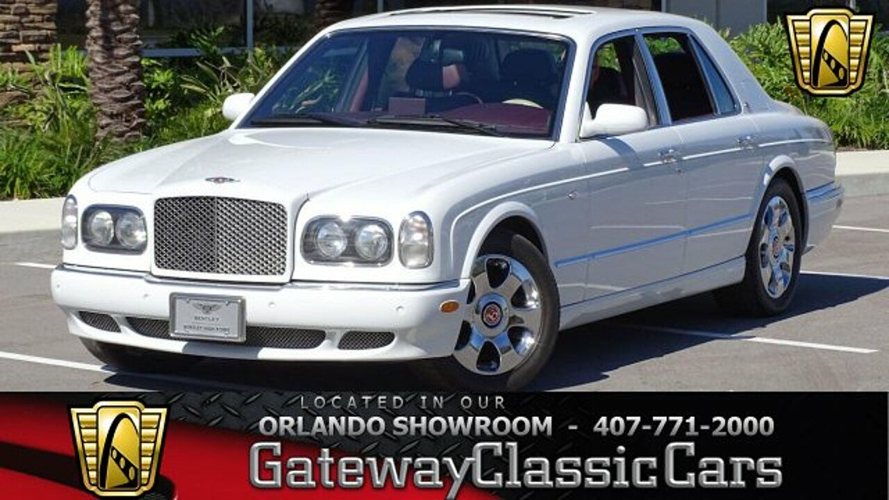 2000 Bentley Arnage Red Label for sale 100965285
