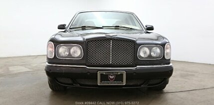 2000 Bentley Arnage Red Label for sale 100968534