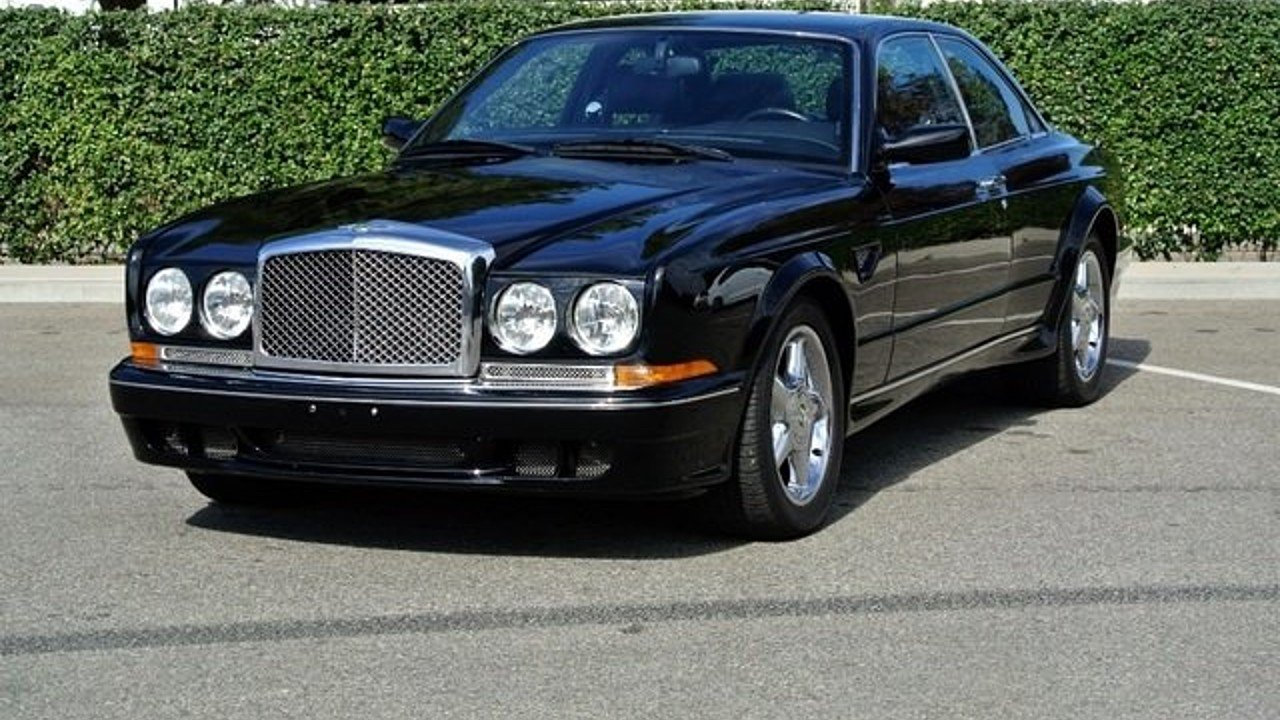2000 Bentley Continental R Coupe for sale 100925595