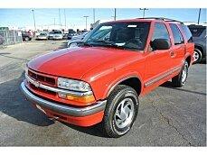 2000 Chevrolet Blazer 4WD 4-Door for sale 100821007