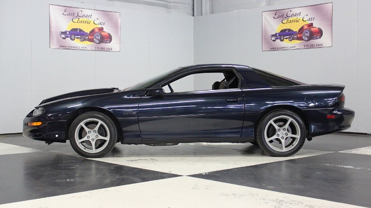 2000 Chevrolet Camaro for sale 100889537
