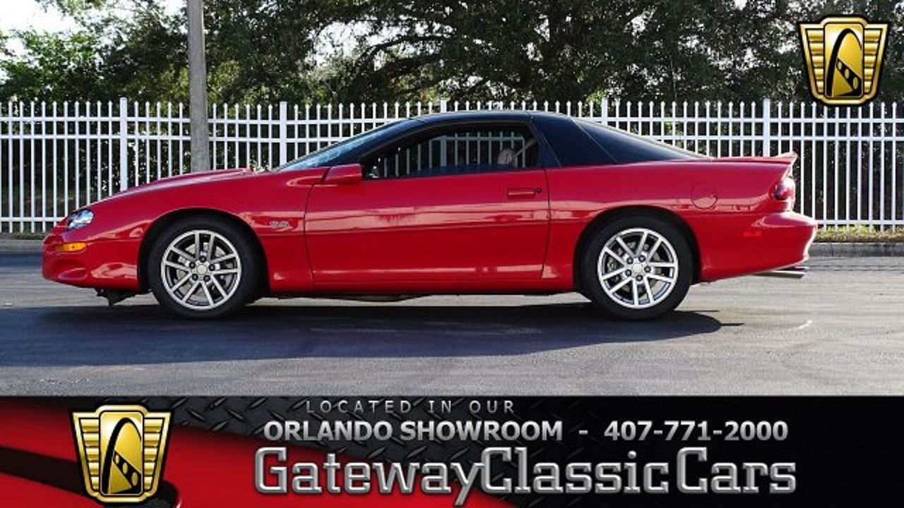 2000 Chevrolet Camaro Z28 Coupe for sale 100965229