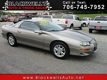 2000 Chevrolet Camaro Coupe for sale 100989464