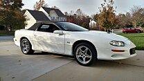 2000 Chevrolet Camaro Z28 Convertible for sale 100954229