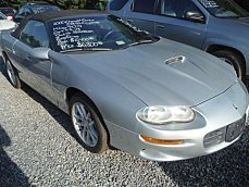 2000 Chevrolet Camaro Z28 Convertible for sale 100749816