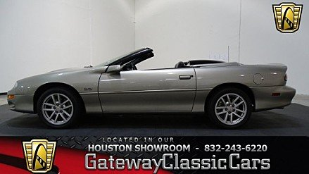 2000 Chevrolet Camaro Z28 Convertible for sale 100963688