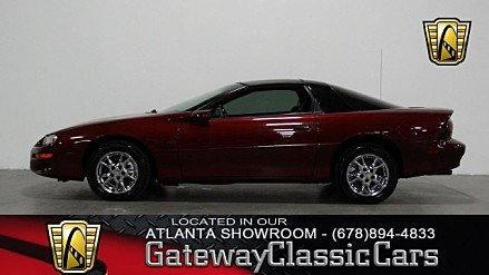 2000 Chevrolet Camaro Z28 Coupe for sale 100965317