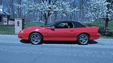 2000 Chevrolet Camaro Z28 Convertible for sale 100971237