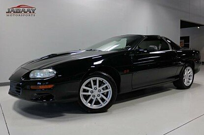 2000 Chevrolet Camaro Z28 Coupe for sale 100995956