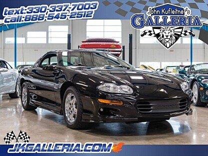 2000 Chevrolet Camaro Z28 Coupe for sale 101000776