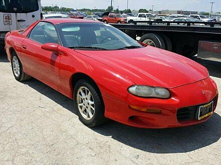 2000 Chevrolet Camaro Coupe for sale 101010921