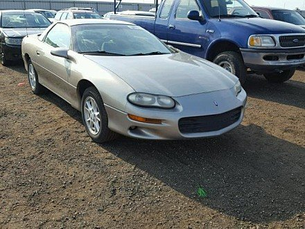 2000 Chevrolet Camaro Coupe for sale 101033555