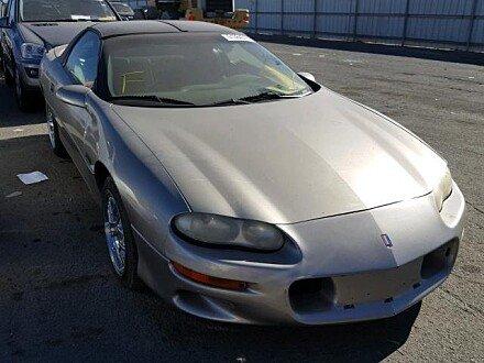 2000 Chevrolet Camaro Z28 Coupe for sale 101056195