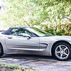 2000 Chevrolet Corvette Convertible for sale 100773013