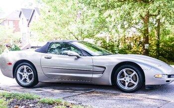2000 Chevrolet Corvette Convertible for sale 100773013