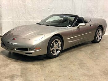 2000 Chevrolet Corvette Convertible for sale 100940608
