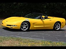 2000 Chevrolet Corvette Convertible for sale 100821530