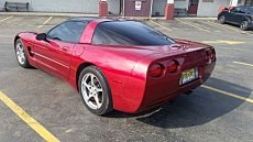 2000 Chevrolet Corvette for sale 100827347