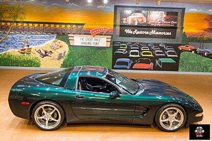 2000 Chevrolet Corvette for sale 100890646