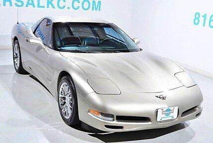 2000 Chevrolet Corvette Coupe for sale 100910877
