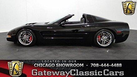 2000 Chevrolet Corvette Coupe for sale 100917486