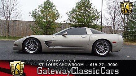 2000 Chevrolet Corvette Coupe for sale 100926231