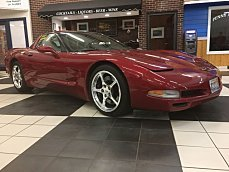 2000 Chevrolet Corvette Coupe for sale 100926728