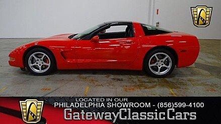 2000 Chevrolet Corvette Coupe for sale 100931283