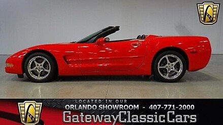 2000 Chevrolet Corvette Convertible for sale 100942003