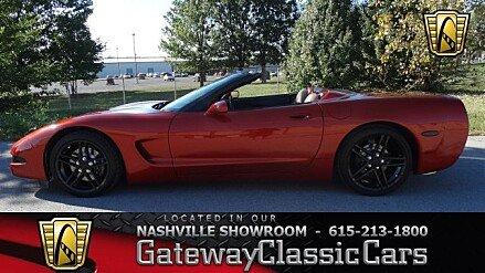 2000 Chevrolet Corvette Convertible for sale 100948410