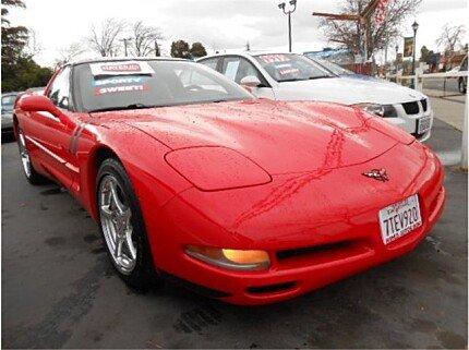 2000 Chevrolet Corvette Coupe for sale 100950848