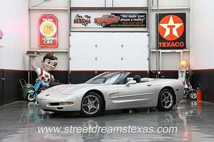 2000 Chevrolet Corvette Convertible for sale 100955063