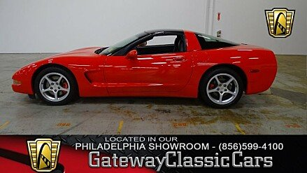2000 Chevrolet Corvette Coupe for sale 100964980