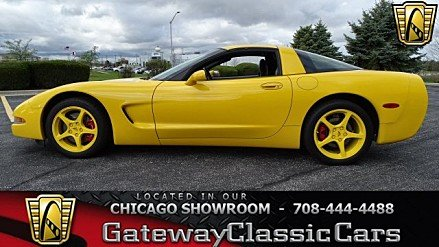 2000 Chevrolet Corvette Coupe for sale 100986087